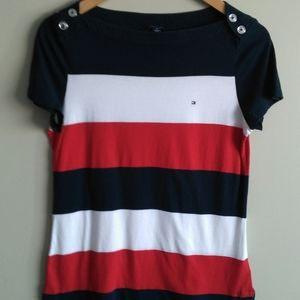 Women's Tommy Hilfiger stripe top